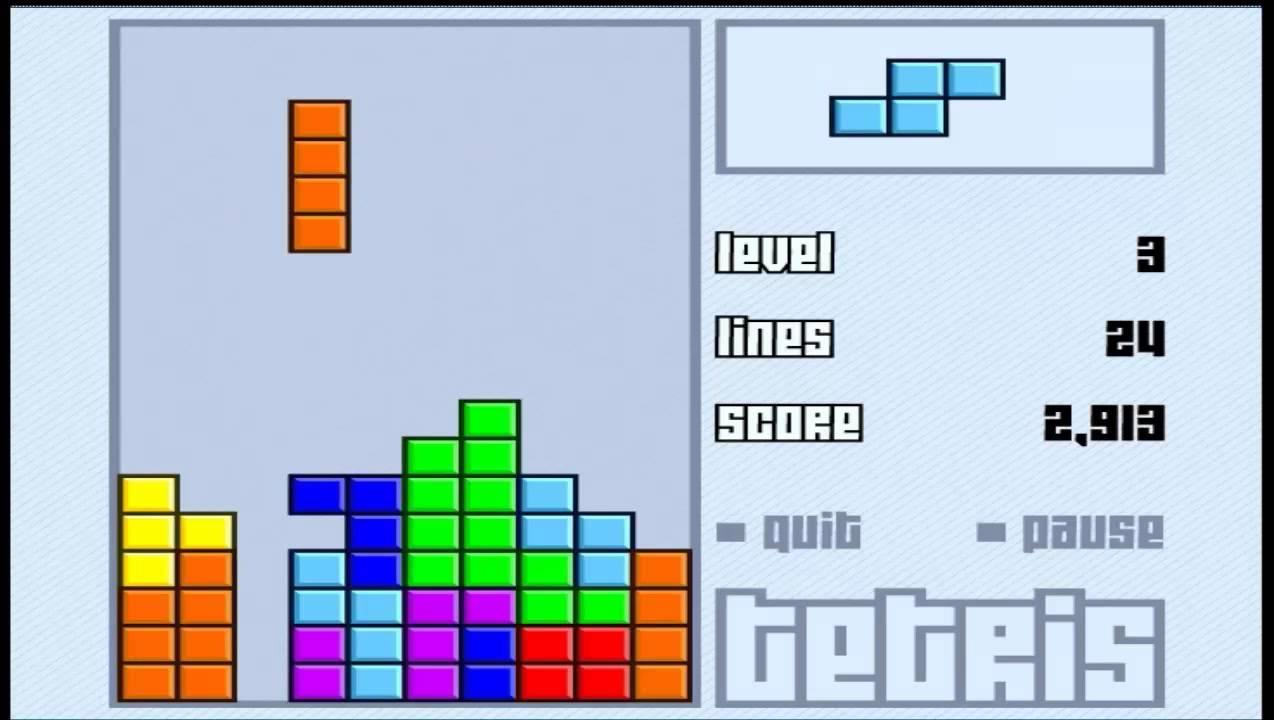 Tetris Original Online Gratis